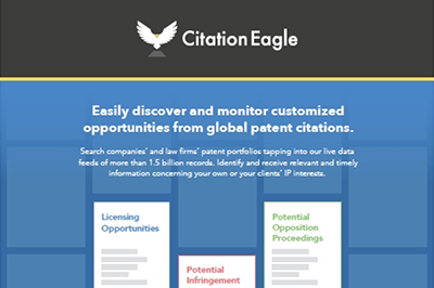 Citation Eagle Product Brochure